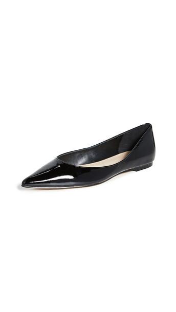 Botkier Annika Point Toe Flats in black