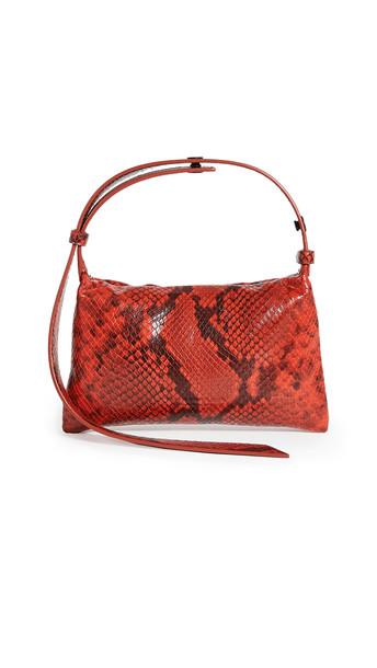 Simon Miller Mini Puffin Bag in red