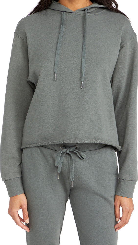 Z Supply Addyson Hoodie in green