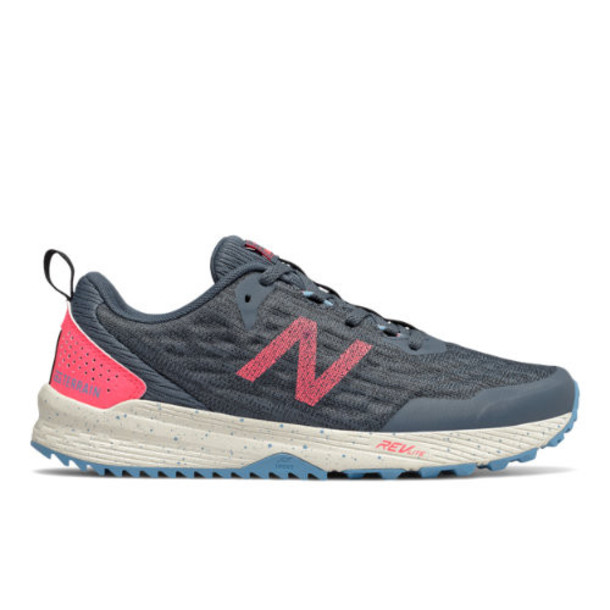 New Balance NITREL v3 Women's Shoes - Blue/Pink (WTNTRCC3)