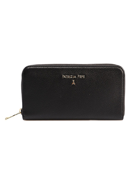 Patrizia Pepe Coin Purse in nero