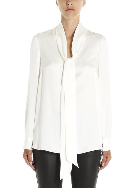 Alexander Mcqueen Shirt in white