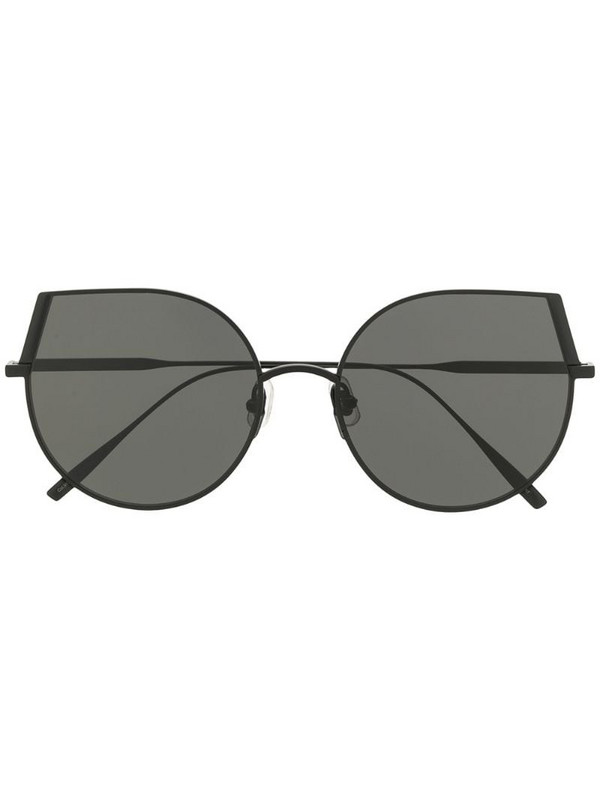 Gentle Monster Dans M01 sunglasses in black