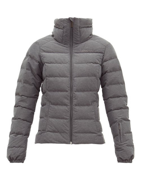 Peak Performance - Valearo Down Filled Ski Jacket - Womens - Grey