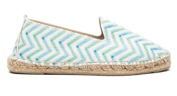 shoes chevron espadrilles