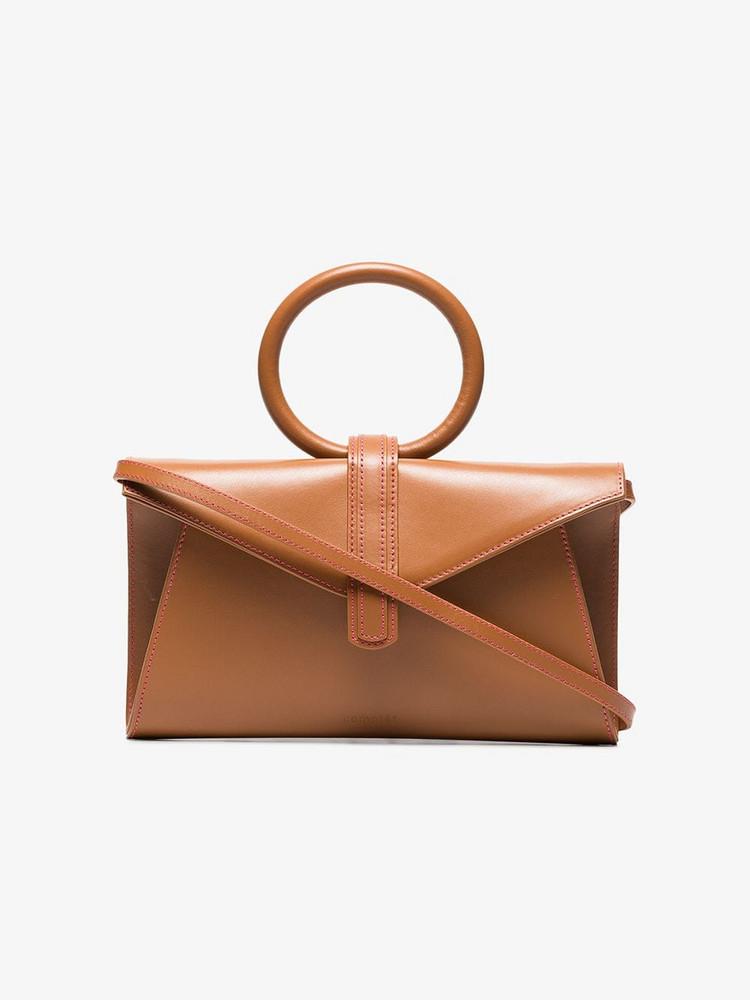 Complet mini Valery cross-body bag in brown