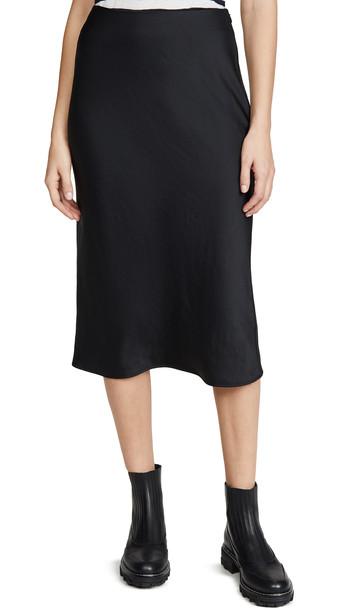 alexanderwang.t Wash & Go Skirt in black