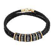 jewels,bracelets,charm bracelet,fashion,design,jewelry,gift for dad,fathers day gift,family name bracelet,family name jewelry,engraved bracelet,personalized bracelet