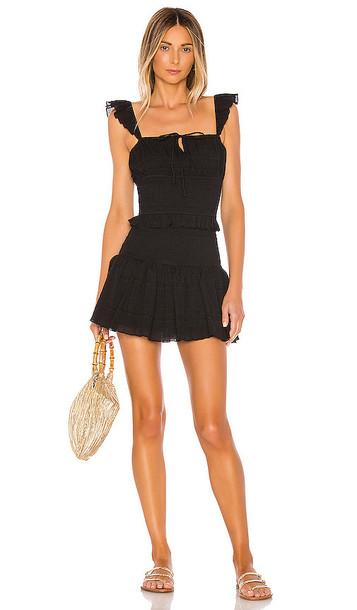 Tularosa Janine Dress in Black