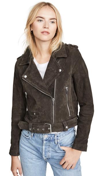 Blank Denim Shadow Grey Jacket