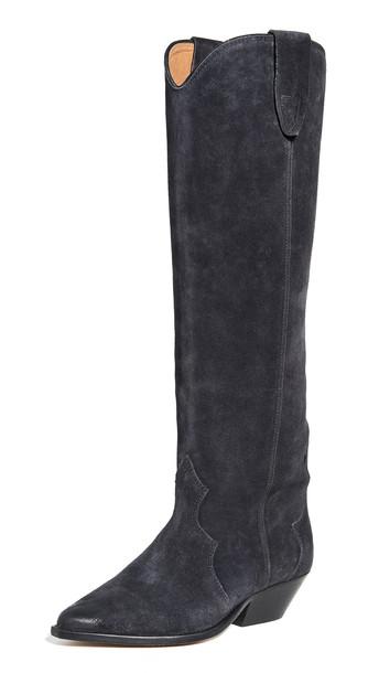 Isabel Marant Denvee Boots in black
