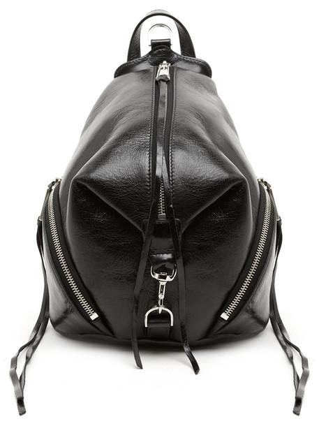 Rebecca Minkoff 'medium Julian' Bag in black