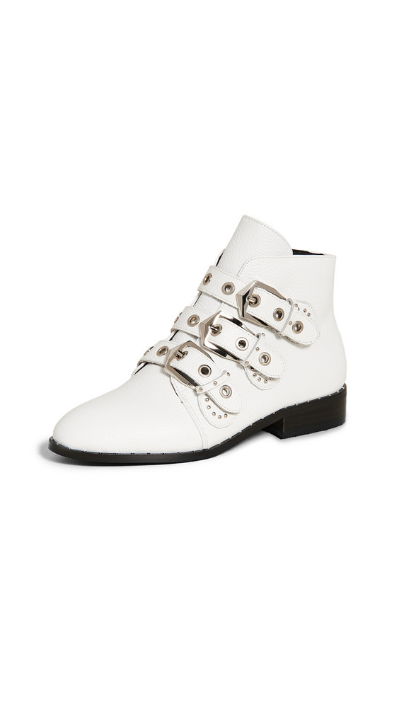 Sol Sana Maxwell Boots in white