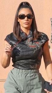 shirt,kim kardashian