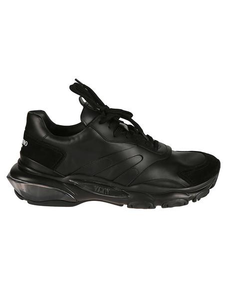 Valentino Bounce Sneakers in black
