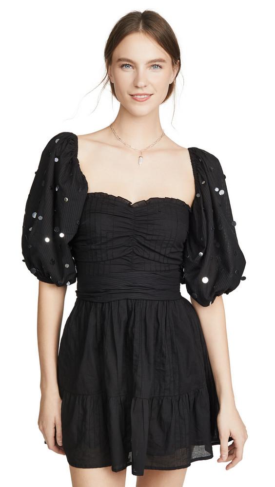 SUNDRESS Alana Dress in black