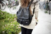 leather backpack,bag