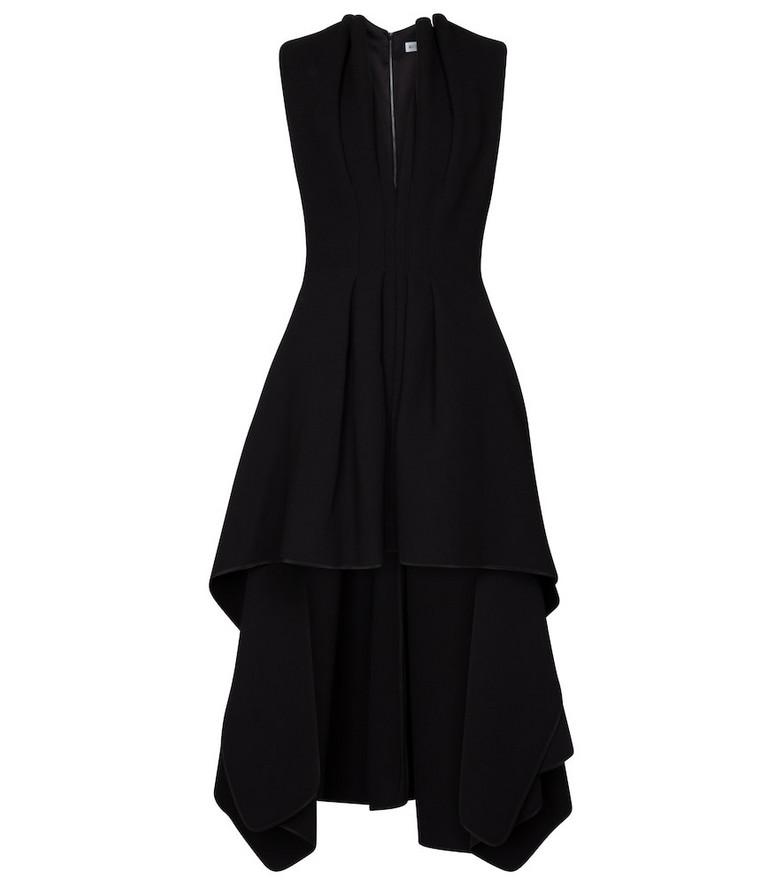 Maticevski Inhibit minidress in black