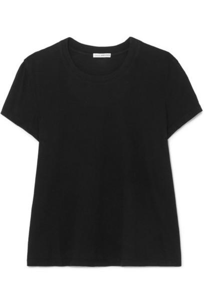 James Perse - Vintage Boy Cotton-jersey T-shirt - Black
