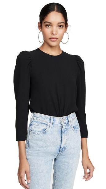 A.L.C. A.L.C. Camilla Top in black