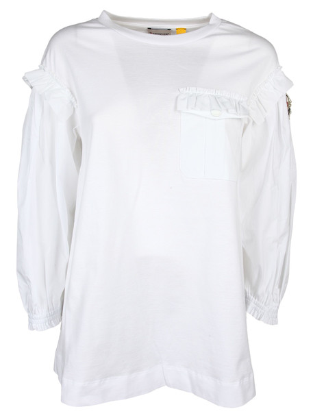 Moncler Genius T-shirt Girocollo: Simone Rocha