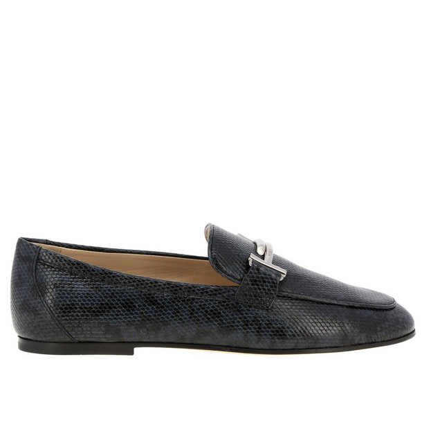 Tods Loafers Shoes Women Tods in blue