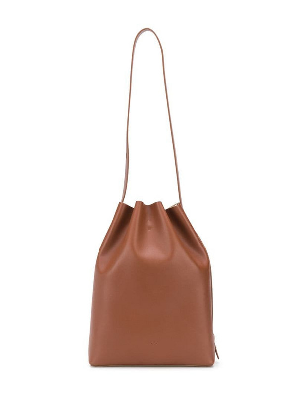 Aesther Ekme Marin bucket-style shoulder bag in brown