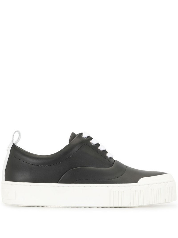 Pierre Hardy Ollie lace-up sneakers in black