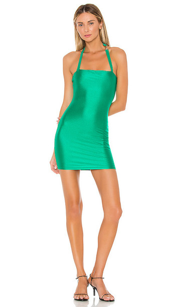 superdown Zoe Mini Dress in Green
