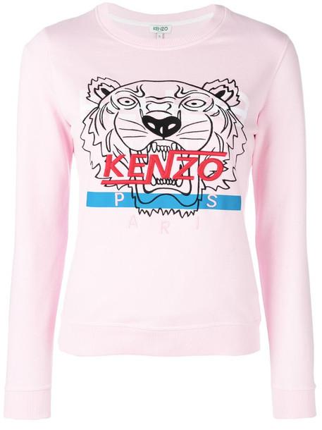 Hyper Kenzo sweatshirt in pink