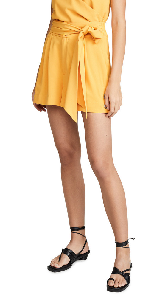 N12H Provence Shorts in yellow