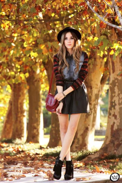 fashion coolture shirt skirt hat bag shoes