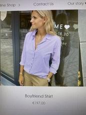 blouse,lila