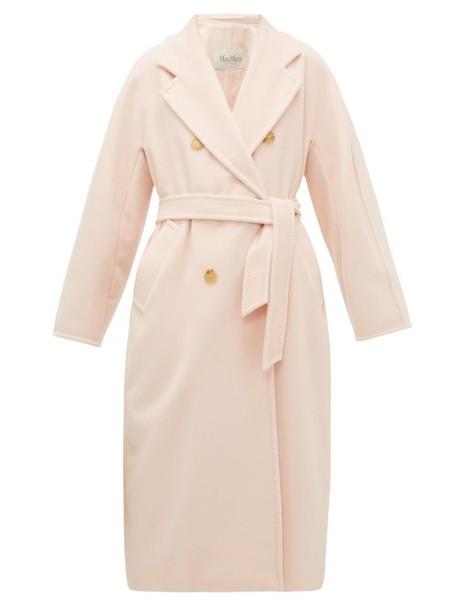 Max Mara - Madame Coat - Womens - Light Pink