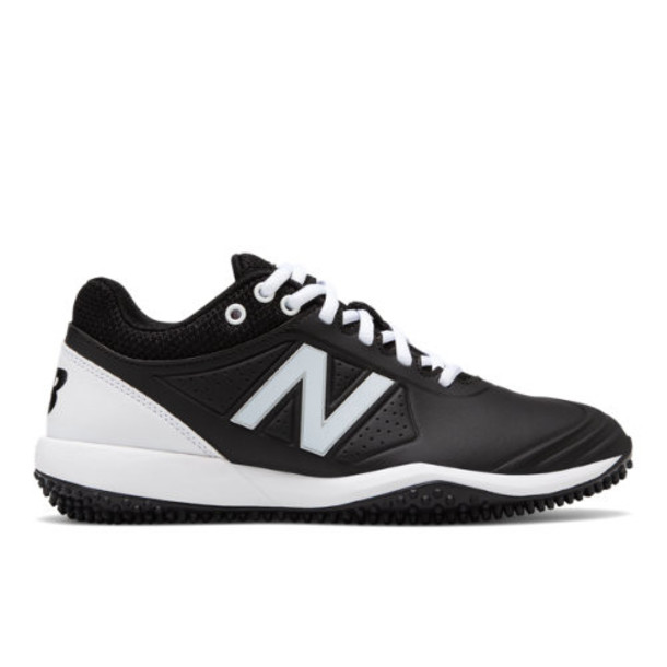 New Balance Fusev2 Turf Women's US Site Exclusions Shoes - Black/White (STFUSEK2)