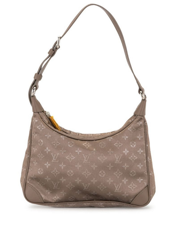 Louis Vuitton 2001 Boulogne handbag in brown