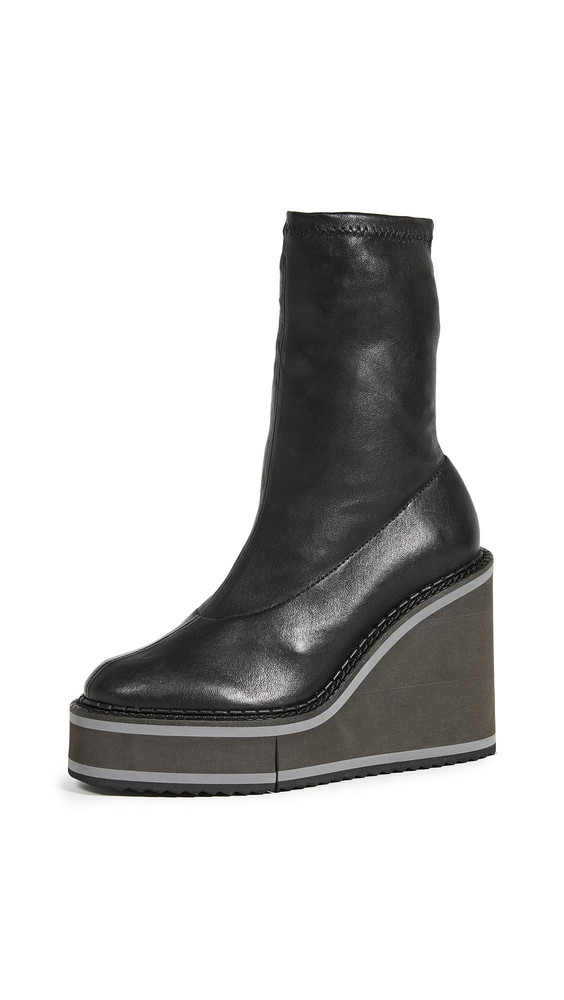 Clergerie Bliss 4 Booties in black