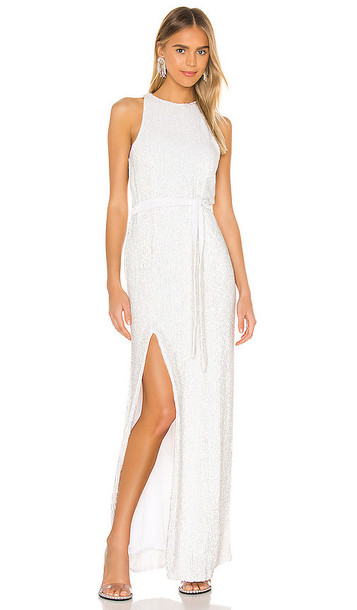 retrofete Tzilly Dress in White