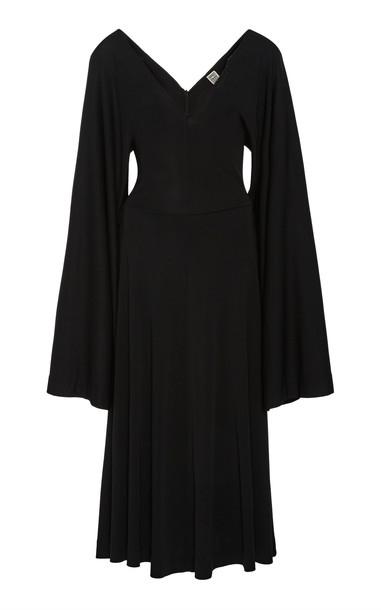 Toteme Bolbec Dress Size: XXS in black