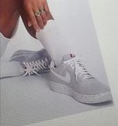 shoes,grey,nike,white