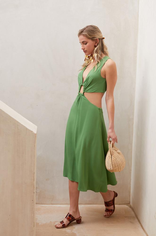 Cult Gaia Cybele Dress - Fern                                                                                               $648.00 USD