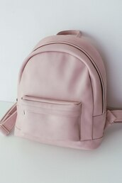 bag,pink,backpack