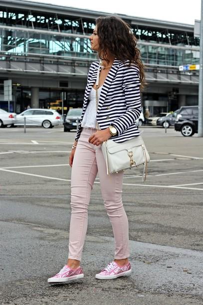 fashionhippieloves jacket shirt jeans jewels bag shoes