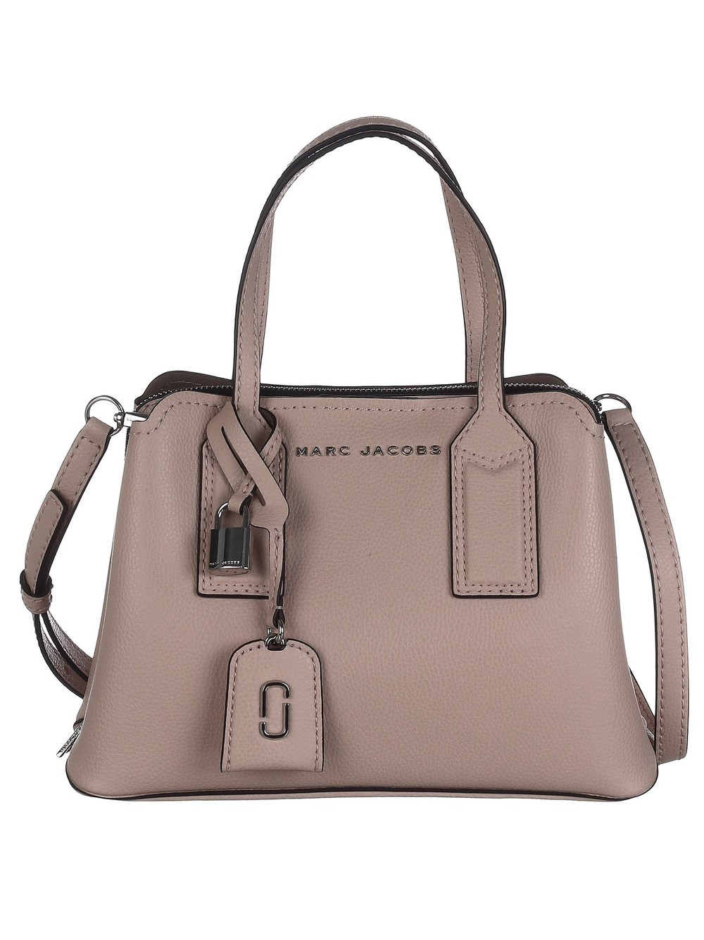 Marc Jacobs Hanging Tag Tote in pink