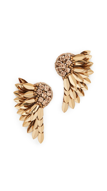 Deepa Gurnani Deepa By Deepa Gurnani Perry Earrings in gold