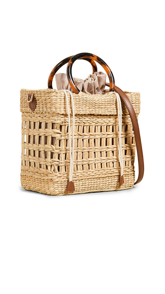Poolside Bags The Masha Bag in natural