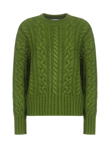 Ami Alexandre Mattiussi Sweater in green