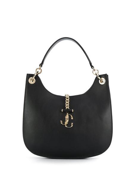 Jimmy Choo medium Varenne shoulder bag in black