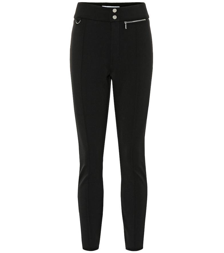 Cordova Val D'Isere soft-shell ski pants in black