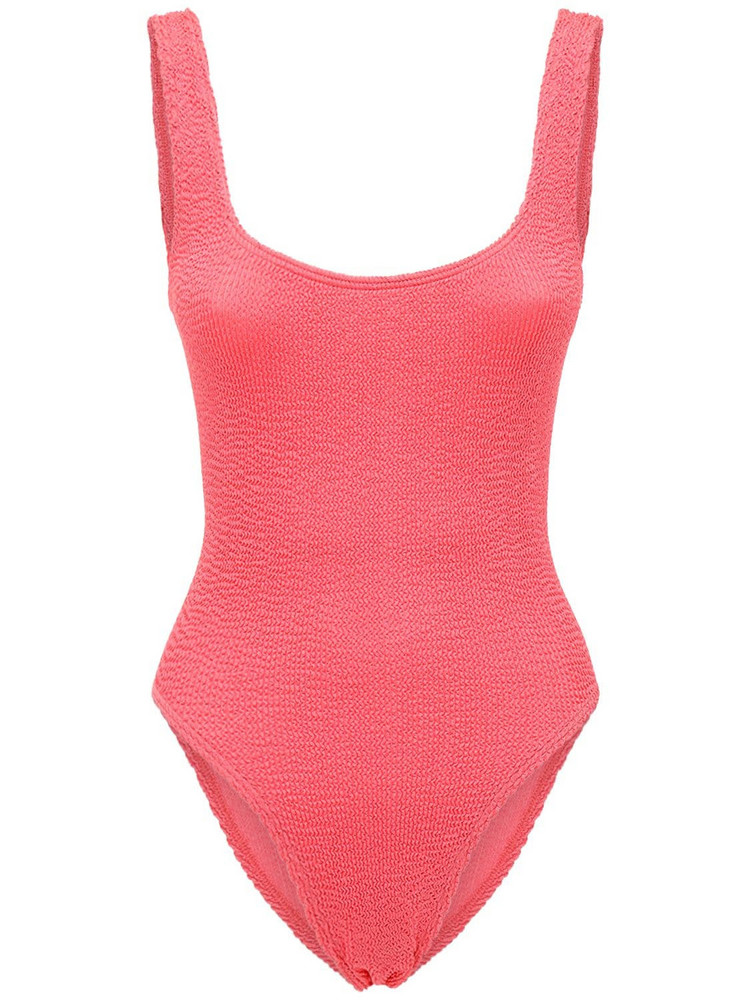 BOND EYE The Madison One Piece Swimsuit in coral